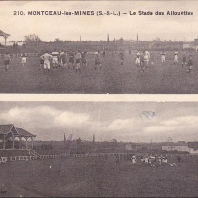 vélodrome et stade