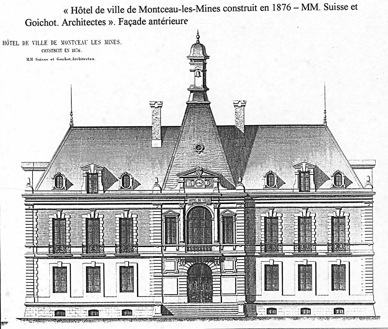 Plan mairie