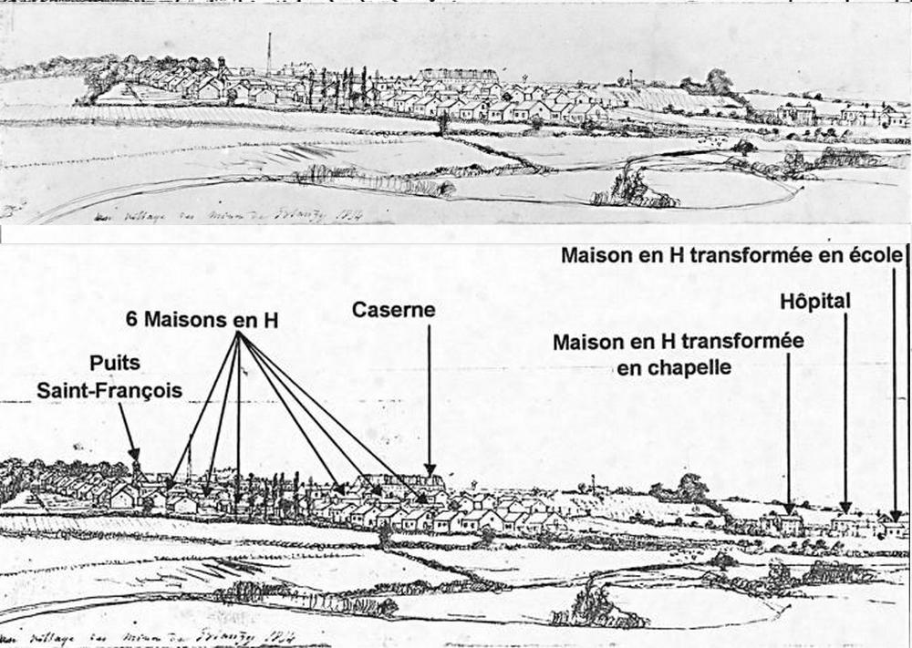 Alouettes 1854