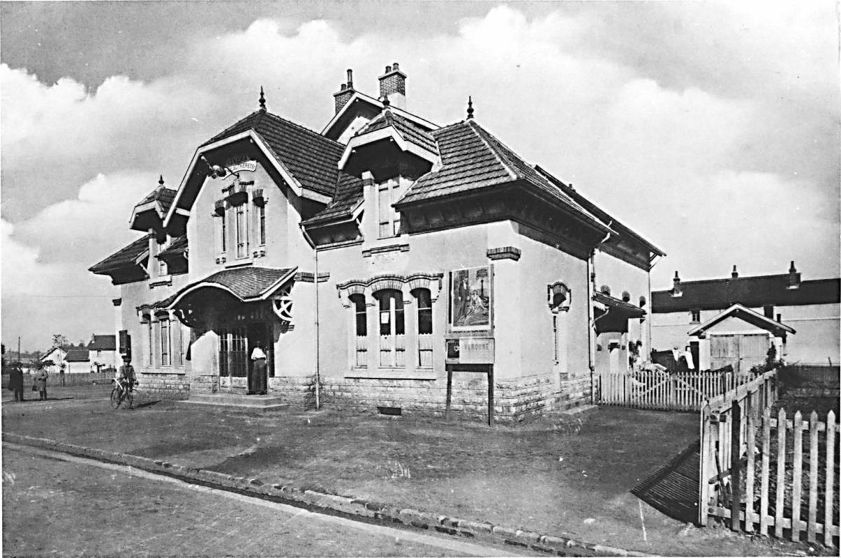 Cinema des gautherets 1927