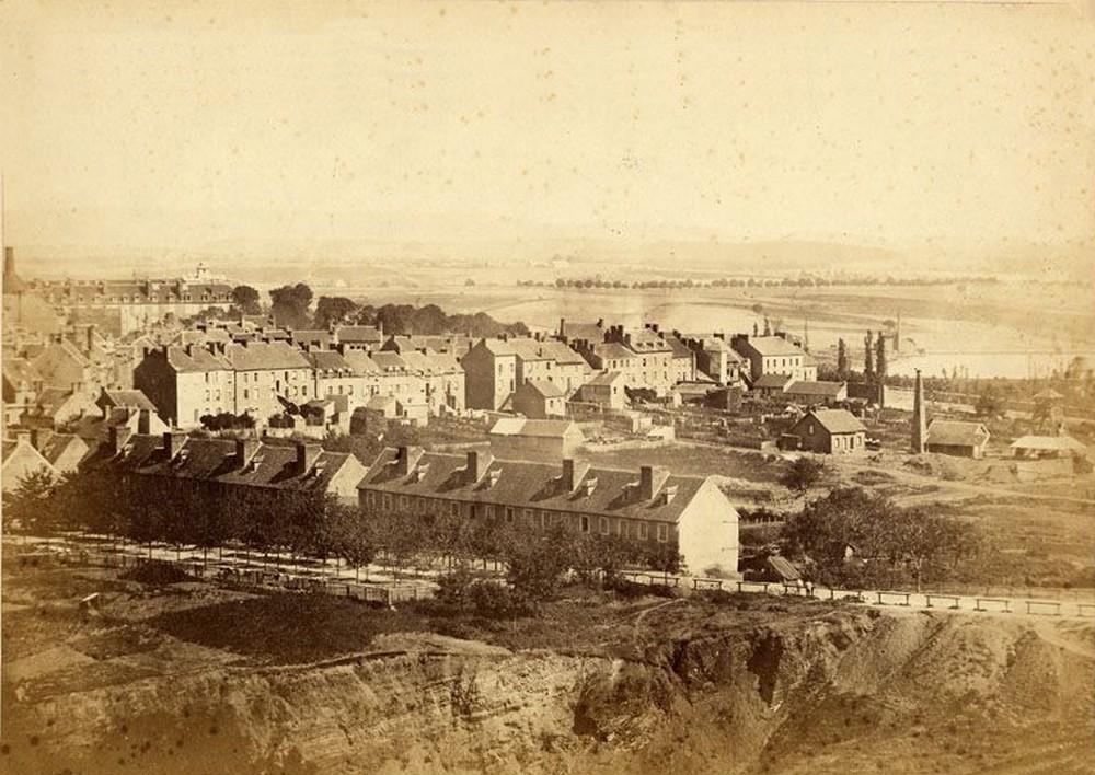 Puits des moineaux 1864
