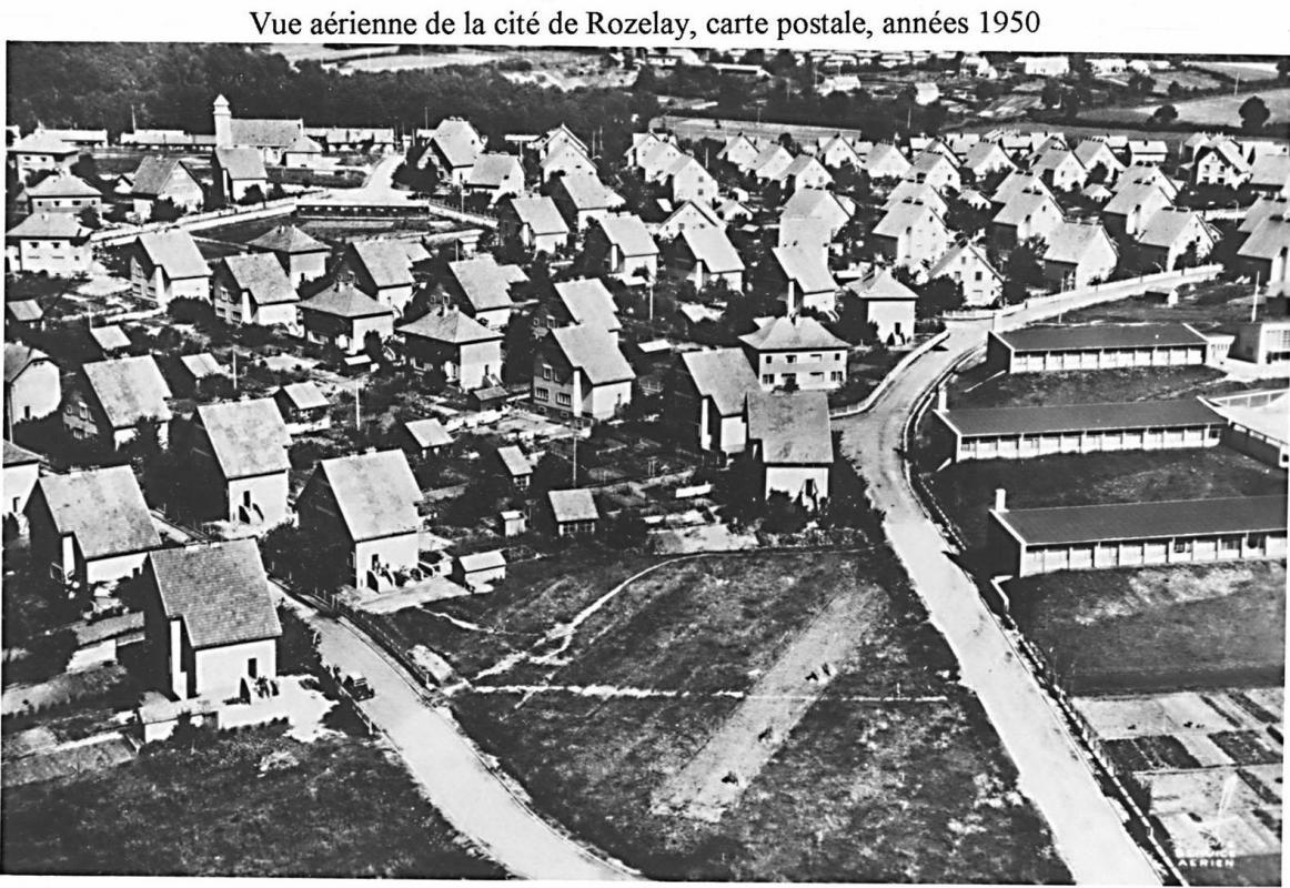 Rozelay 1950